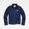 G-Star RAW® Service Overshirt Donkerblauw flat front