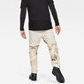 G-Star RAW® Spiraq RFTP Patches Earth 3D Slim Jeans Beige