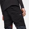 G-Star RAW® Spiraq RFTP Patches Eclipse 3D Slim Jeans  Black