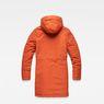 G-Star RAW® Vodan Padded Slim Parka Orange flat back