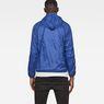 G-Star RAW® Ozone Jacket Medium blue model back