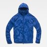 G-Star RAW® Ozone Jacket Medium blue flat front