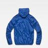 G-Star RAW® Ozone Jacket Medium blue flat back