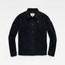 G-Star RAW® Type C Lumber Padded Pm Overshirt Dark blue flat front
