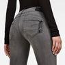 G-Star RAW® Midge Cody Mid Skinny Jeans Grey