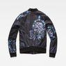 G-Star RAW® Deline Slim Bomber Dark blue flat back