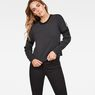 G-Star RAW® Voleska Knit Grey model front