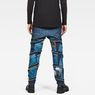 G-Star RAW® Spiraq RFTP Patches Water 3D Slim Jeans  Medium blue