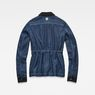 G-Star RAW® Blake Denim Overshirt Dark blue flat back