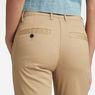 G-Star RAW® Bronson Mid Waist Skinny Chino Beige model back zoom