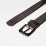 G-Star RAW® Zed Belt Braun front flat