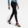 G-Star RAW® Lynn D-Mid Super Skinny Jeans Black