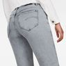 G-Star RAW® G-Star Shape High Waist Super Skinny Jeans Hellblau