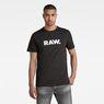 G-Star RAW® Holorn T-Shirt Black model front