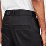G-Star RAW® Bronson Tuxedo Slim Pants Black model back zoom