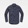 G-Star RAW® Core Super Slim Shirt Donkerblauw