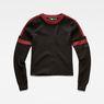 G-Star RAW® Voleska Knit Black flat front