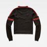 G-Star RAW® Voleska Knit Black flat back