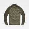 G-Star RAW® Suzaki Pro Turtle Knit Green flat back