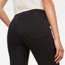 G-Star RAW® Motac Dc Skinny Sweat Pant Black model back zoom