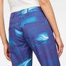G-Star RAW® G-Star Elwood 5622 3D Mid waist Boyfriend Color Jeans Dunkelblau