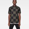 G-Star RAW® Holliday Core Polo Black model front