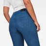 G-Star RAW® G-Star Shape High Waist Super Skinny Jeans Medium blue