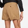 G-Star RAW® Cl Shorts Brown model back zoom