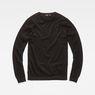 G-Star RAW® Core Knit Black flat front