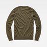 G-Star RAW® Core Knit Green flat back