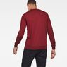 G-Star RAW® Core Knit Red model back