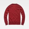 G-Star RAW® Core Knit Red flat back