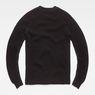 G-Star RAW® Suzaki Knit Black flat back