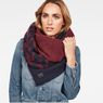 G-Star RAW® Dorala Scarf Dark blue