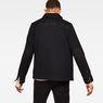 G-Star RAW® Blake Worker Pm Wool Jacket Zwart model back