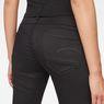 G-Star RAW® D-Staq 5-Pocket Mid-Waist Skinny Jeans Black