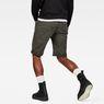 G-Star RAW® 5621 3D 1/2 Shorts Grey model