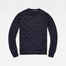 G-Star RAW® Core Knit Dark blue flat front