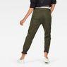 G-Star RAW® Army Radar Strap Relaxed Pants Green model back