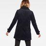 G-Star RAW® Deline Cord Mac Jacket Dark blue model back