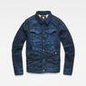 G-Star RAW® Motac Sec Slim Jacket Dark blue flat front