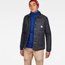 G-Star RAW® Blake Padded Jacket Donkerblauw model front
