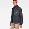 G-Star RAW® Blake Padded Jacket Donkerblauw model side