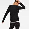 G-Star RAW® Suzaki Pro Knit Black model back