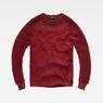 G-Star RAW® Suzaki Pro Knit Red flat front