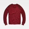 G-Star RAW® Suzaki Pro Knit Red flat back