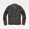 G-Star RAW® Empral Deconstructed 3D Biker Jacket Black flat back