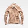 G-Star RAW® Blake Overshirt Brown flat front