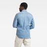 G-Star RAW® 3301 Slim Shirt Mittelblau