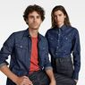 G-Star RAW® 3301 Slim Shirt Dunkelblau